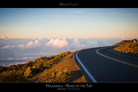 Maui Hawaii Posters of Haleakala