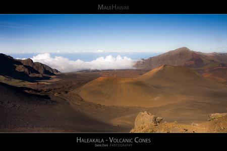 Maui Hawaii Posters of Haleakala
