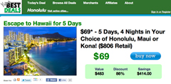 Maui Hawaii Coupons Your Best Deals