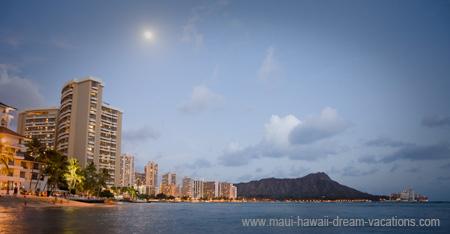 Honolulu Attractions Waikiki Beach