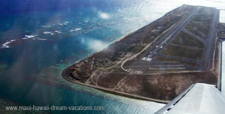 Honolulu International Airport Reef Runway