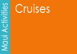 Maui Hawaii Activities - Maui Cruises