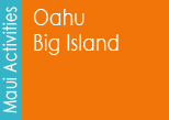 Maui Hawaii Activities - Big Island and Oahu Day Trips
