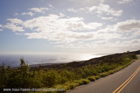 Maui Car Rental Haleakala Southeast Road 5