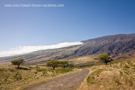 Maui Car Rental Southeast Dirt Road 5