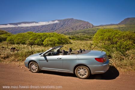 Maui Convertible Sebring Southeast Haleakala
