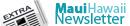 Maui Hawaii Newsletter Icon