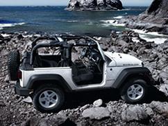 Maui Jeep Wrangler
