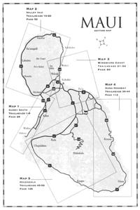 Maui Travel Guide - Maui Trailblazer Master Map