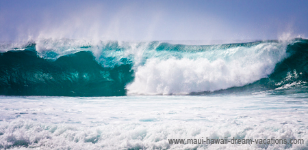 Maui Tsunami Huge Wave