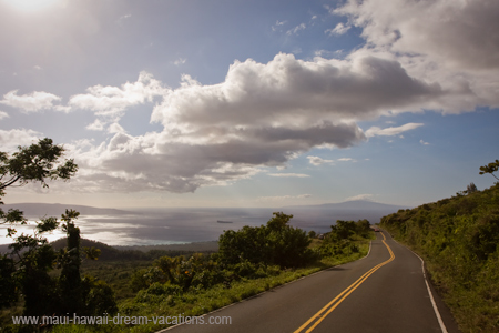 Maui Car Rental Kula Road
