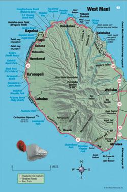 Maui Revealed Maps