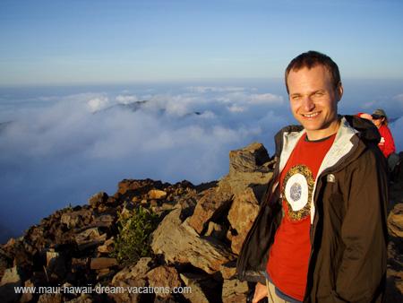 Maui Haleakala About Me Photo