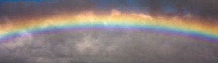 Maui Weather Rainbow Over Makawao